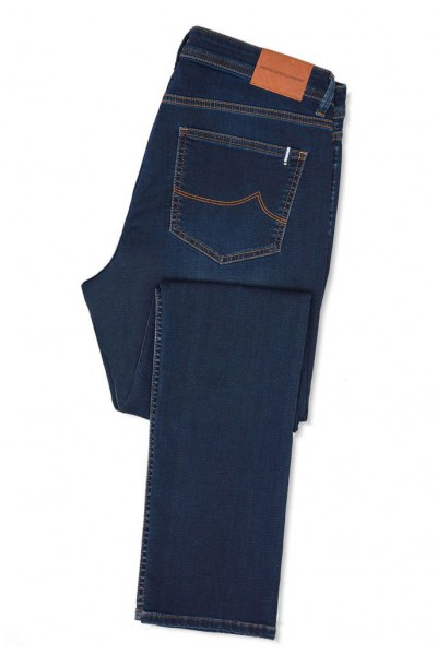 International Laundry Men's Denim Jean Collection - Blue Denim