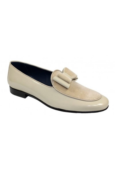 Duca by Matiste Men's Shoes - Made in Italy - Amalfi Champagne a