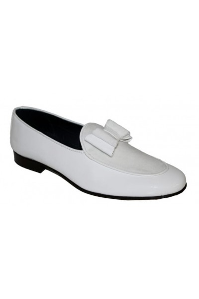 Duca by Matiste Men's Shoes - Made in Italy - Amalfi White a