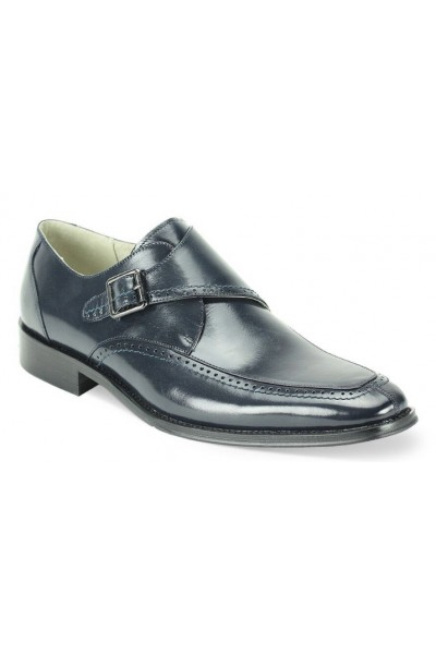 Men's Slip-On Shoe by Giovanni - Amato Navy