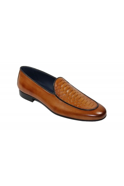 Duca by Matiste Men's Shoes - Made in Italy - Artena - Cognac