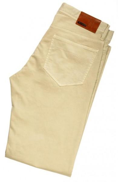 Tiglio Men's Jeans - Beige