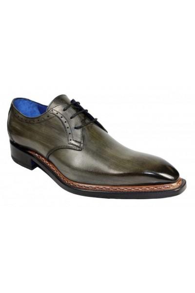Men's Shoes by Emilio Franco - Ciro Ash Grey