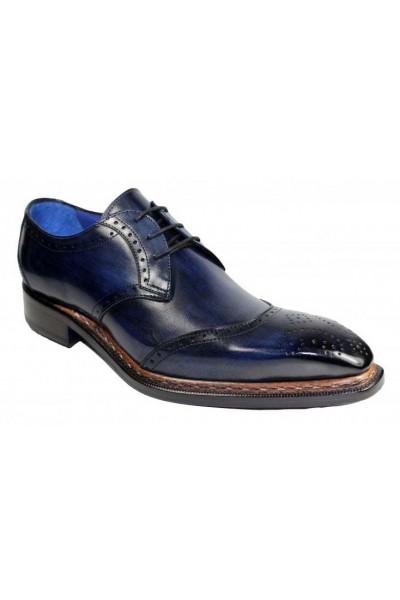 Men's Shoes by Emilio Franco - Dante II Navy