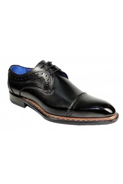 Men's Shoes by Emilio Franco - Dino Black
