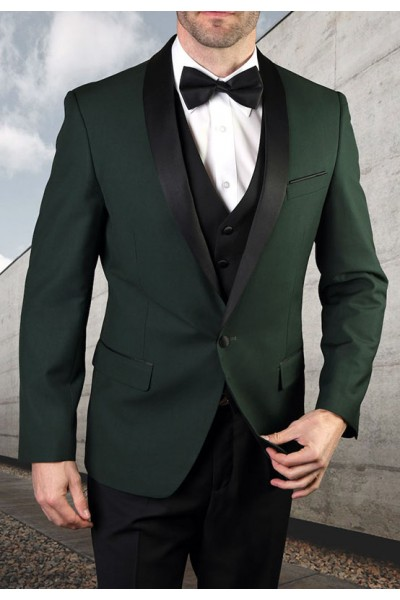 Men's Tux - Tailored Fit - Encore Hunter a
