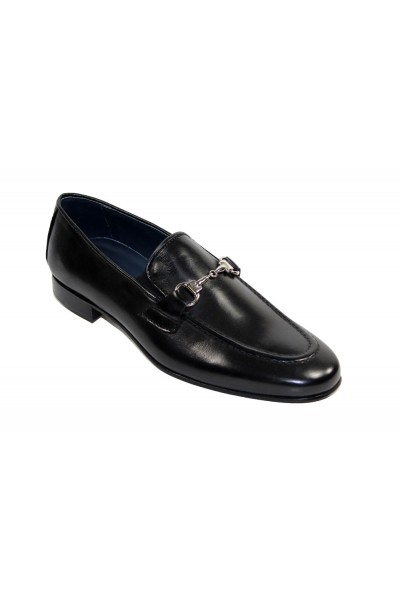 Duca by Matiste Men's Shoes - Made in Italy - Forli - Black