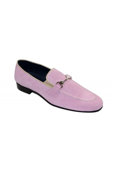 Duca by Matiste Men's Shoes - Made in Italy - Forli - Pink