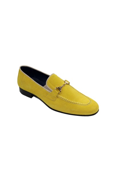 Duca by Matiste Men's Shoes - Made in Italy - Forli - Yellow