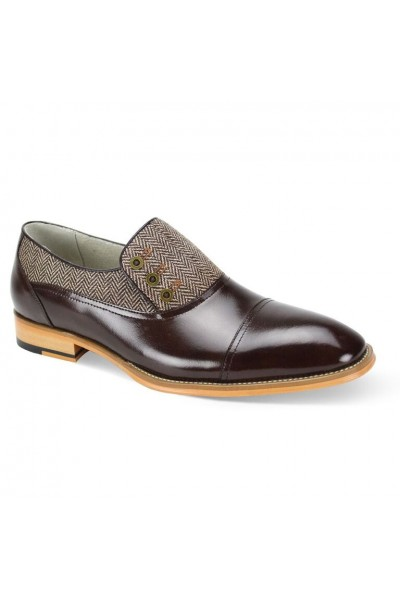 Men's Slip-On Shoe by Giovanni - Gino Choc