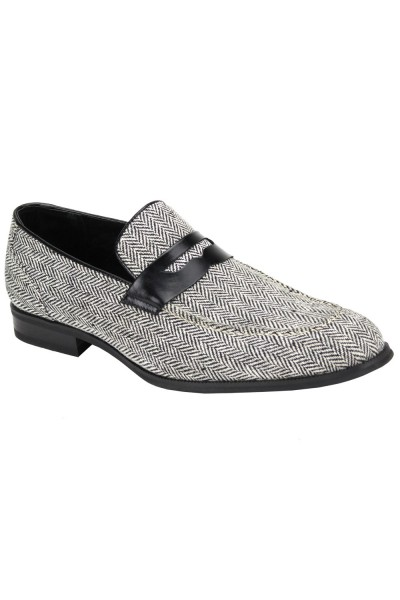 Ike Slip-On Men's Loafer by Giovanni - Tan