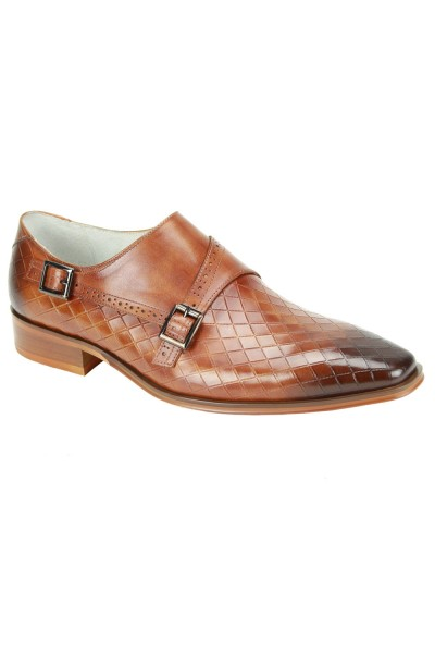 Jasper Slip-On Men's Shoe by Giovanni - Tan