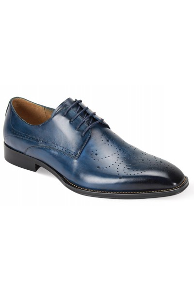 Joel Men's Shoe by Giovanni - Blue a