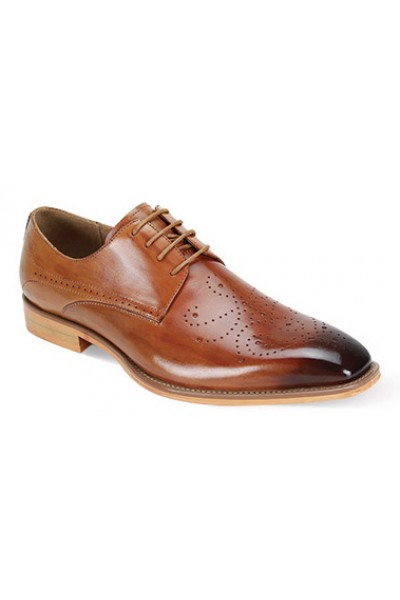 Joel Men's Shoe by Giovanni - Tan