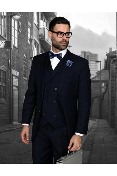 Men's Suit - Regular Fit - Messina Navy