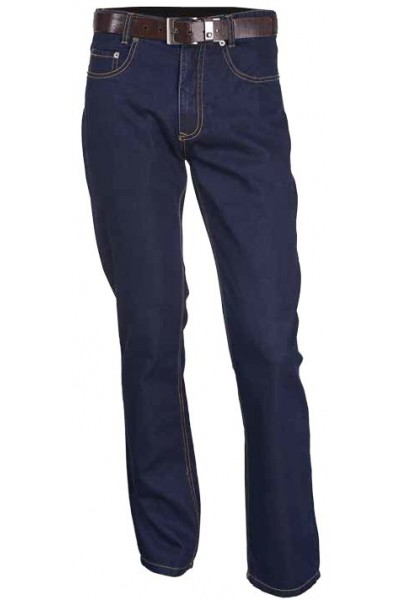 Men's Cotton Jeans by Merc/InSerch - Denim Blue