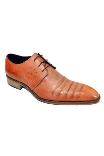 Duca by Matiste Men's Shoes - Made in Italy - Pesaro Peach