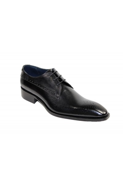 Duca by Matiste Men's Shoes - Made in Italy - Ravello - Black