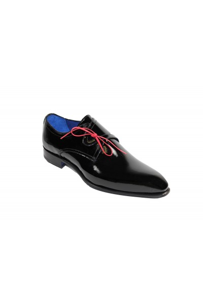Men's Shoes by Emilio Franco - Black