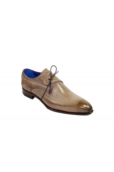 Men's Shoes by Emilio Franco - Taupe