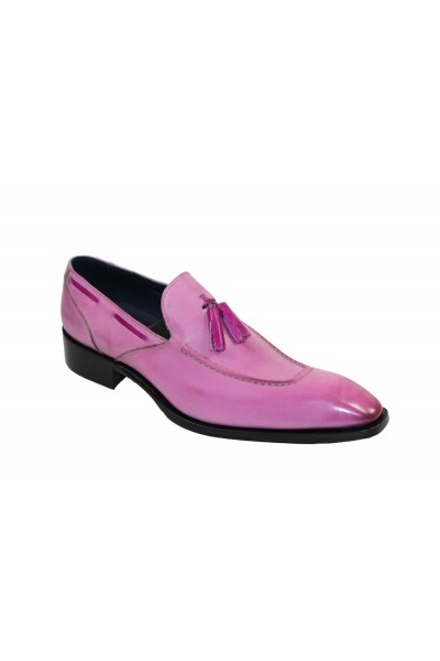 Duca by Matiste Men's Shoes - Made in Italy - Rieti - Pink