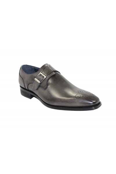 Duca by Matiste Men's Shoes - Made in Italy - Siena-Grey