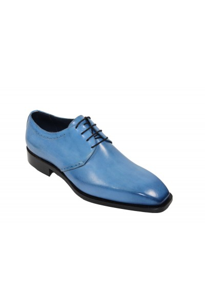 Duca by Matiste Men's Shoes - Made in Italy - Sora - LT Blue