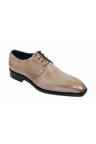 Duca by Matiste Men's Shoes - Made in Italy - Sora - Taupe
