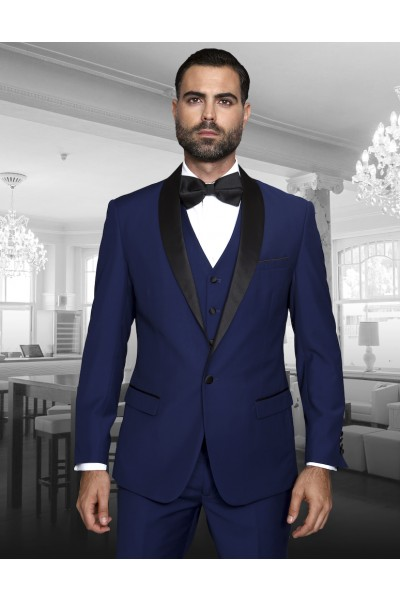 Men's Fashion Tux by STATEMENT - Sapphire Tux
