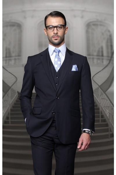Men's Suit - Regular Fit - Navy