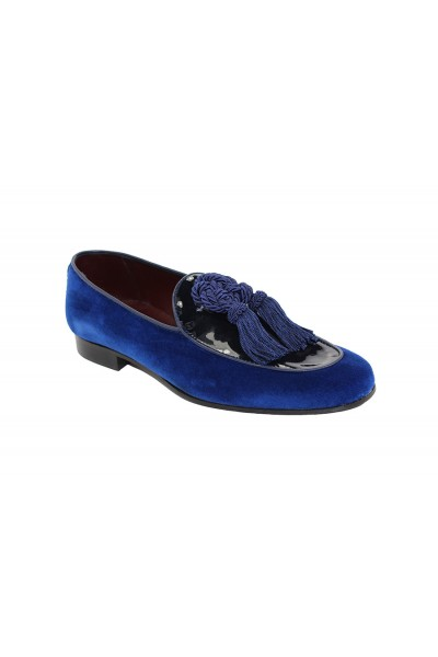 Duca by Matiste Men's Shoes - Made in Italy - Venezia - Blue