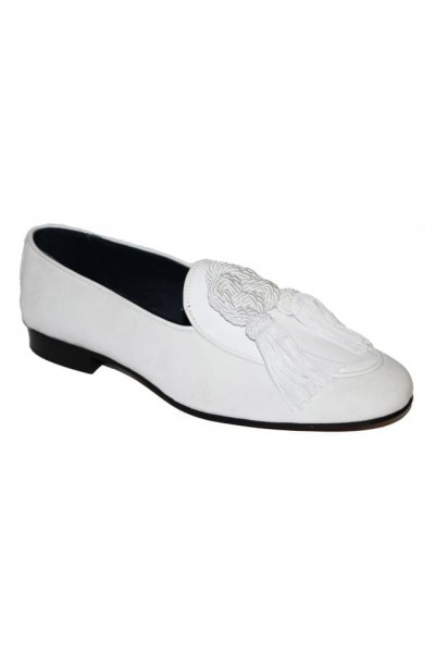 Duca by Matiste Men's Shoes - Made in Italy - Venezia White a