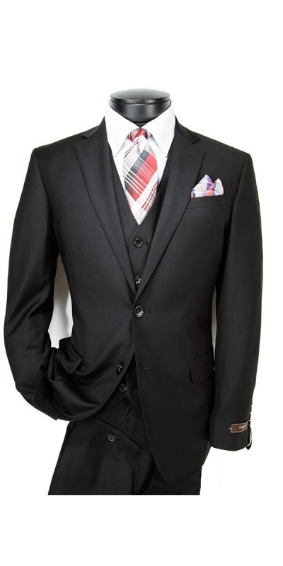 Vitarelli Fashion Fit Mens Suit