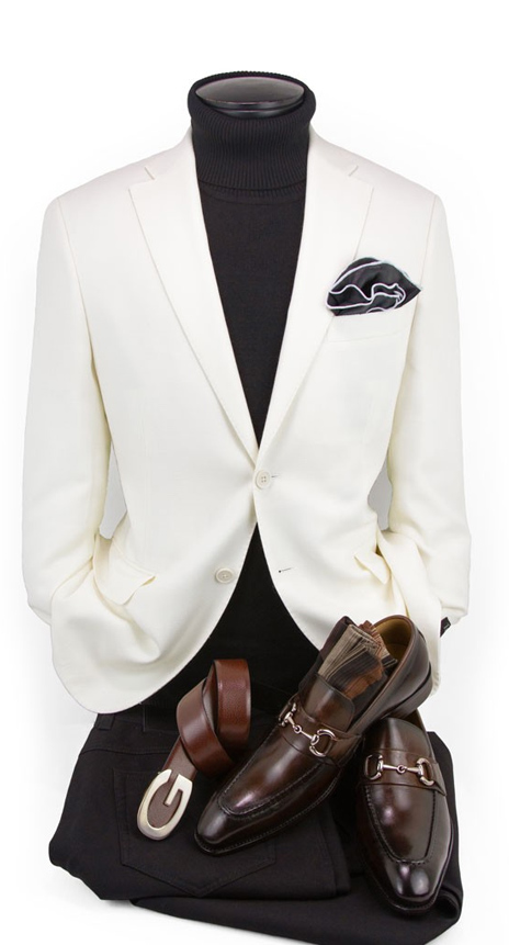 statement mens suits